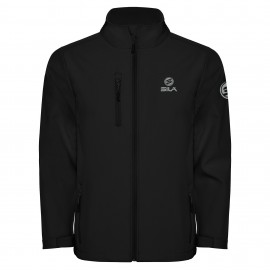 JACKET Softshell SILA Black