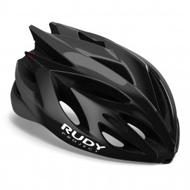 CASQUE RUDY PROJECT RUSH - BLACK / TITANIUM