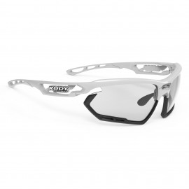 SUNGLASSES RUDY PROJECT FOTONYK WHITE - PHOTOCHROMIC