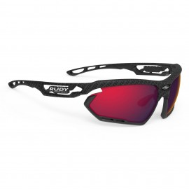 SUNGLASSES RUDY PROJECT FOTONYK CARBONIUM - GLASSES RED MULTILASER
