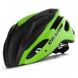 CASQUE CRATONI PACER JUNIOR - ROSE / JAUNE