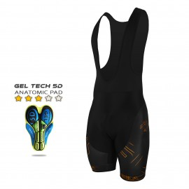 CYCLING BIB SHORT SILA IRON STYLE 2.0 - BLUE