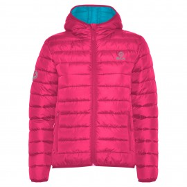WINTER JACKET SILA NORWAY Pink - WOMAN