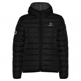 WINTER JACKET SILA NORWAY Black - WOMAN