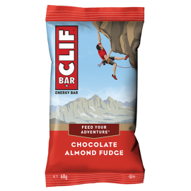 CLIF BAR - CHOCOLATE/ALMOND FUDGE 68g