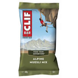 CLIF BAR - BARRE ALPINE MUESLI MIX 68g