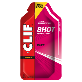 CLIF SHOT ENERGY GEL - Framboise 34g