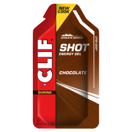 CLIF SHOT ENERGY GEL - Chocolate 34g