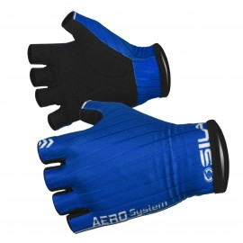 PRO AERO SHORT GLOVES SILA - BLUE