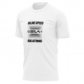 T-SHIRT SILA SKATE SUPPORT - Pink