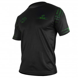 RUNNING JERSEY IRON STYLE 2.0 GREEN