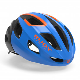 HELMET RUDY PROJECT STRYM - BLUE / ORANGE