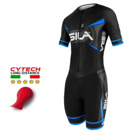 TRI SUITS PRO AEROLITE SILA TEAM - CYAN- Ss