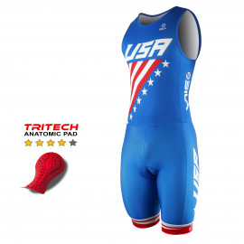 TRISUIT NATION STYLE 2 - USA