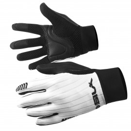 LONG GLOVES MTB SILA - PRO AERO White