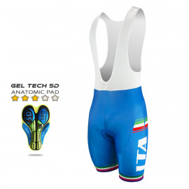 CYCLING BIB SHORT SILA NATION STYLE 2 - ITALIA