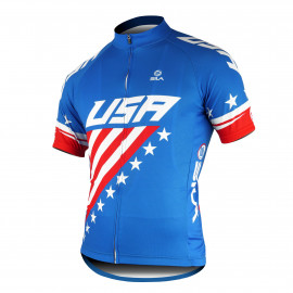 MAILLOT SILA NATION STYLE 2 - USA - Mc