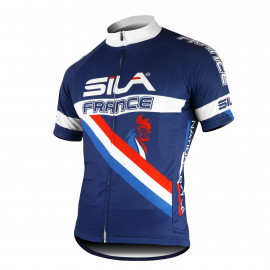 MAILLOT SILA NATION STYLE 2 - FRANCE - Mc