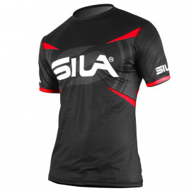JERSEY MAN RUNNING PRO ULTRALIGHT - SILA TEAM -RED- Ss