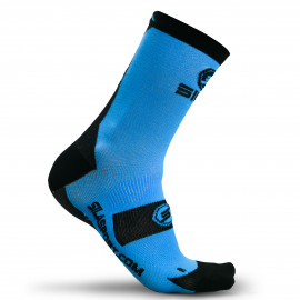 SOCKS TECHNICS SILA - BLUE / BLACK
