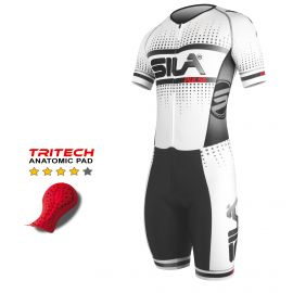 TRI SUITS SILA PULSE STYLE WHITE SNOW - SS