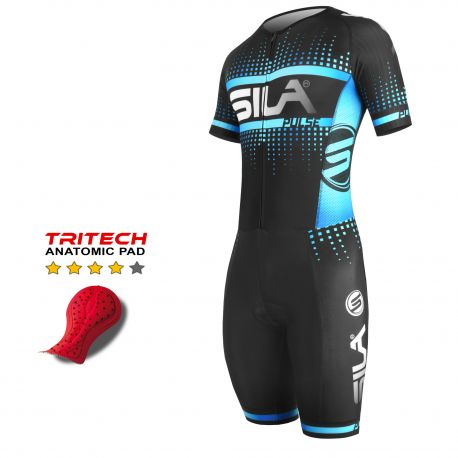 TRI SUITS PULSE STYLE SILA WHITE - SS