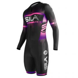 SKATING SUIT SILA PULSE STYLE - Long sleeves