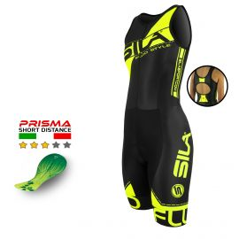 TRI SUITS SILA FLUO STYLE 3 YELLOW - WOMEN - SL