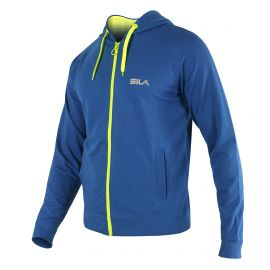 HOODIE SILA PRIME FUO BLUE/YELLOW