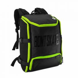 BONT BACKPACK - BLACK / YELLOW FLUO