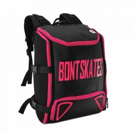BONT BACKPACK - BLACK / PINK
