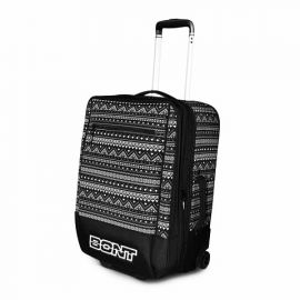 BONT WHEELIE BAG - BLACK / WHITE