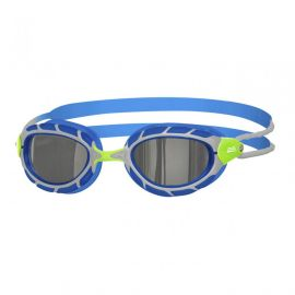GOGGLES ZOGGS PREDATOR MIRROR JUNIOR - Green / Blue
