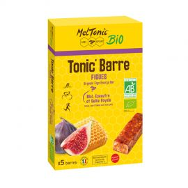 Box of 5 Honey & figs - Energy bar