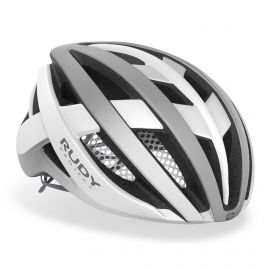 CASQUE RUDY PROJECT VENGER - BLANC / SILVER