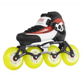 COMPLET KIDS EMPIRE - ROUGE 80mm