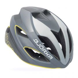 HELMET BJÖRKA HB51 - GREY / YELLOW