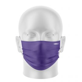LOT Masques de Protection PRIME Violet - Réutilisable et lavable