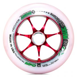MPC WHEEL RED MAGIC HARDCORE 125mm