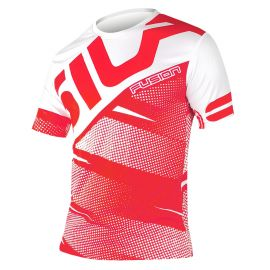 RUNNING JERSEY MEN FUSION RED