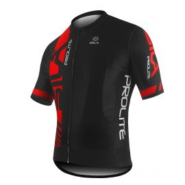 JERSEY PRO AERO SILA TEAM BLACK- Short sleeves