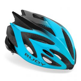 HELMET RUDY PROJECT RUSH - BLUE / BLACK