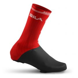 PRO AERO LYCRA SHOE COVER - SILA RED