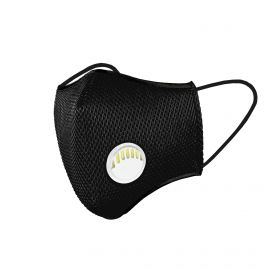 Mask ACTIVE SPORT BLACK - Filtration 4