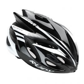 LTD HELMET RUDY PROJECT RUSH - BLACK / WHITE SHINY