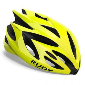 LTD HELMET RUDY PROJECT RUSH - YELLOW FLUO
