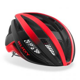 HELMET RUDY PROJECT VENGER - BLACK MATTE / RED
