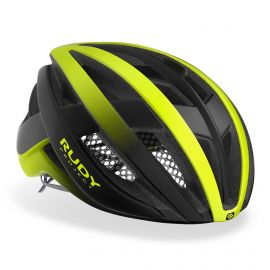 HELMET RUDY PROJECT VENGER - NEON YELLOW / BLACK MATTE