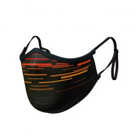 LASER RED Mask ADJUSTABLE - Ergo Form - Filtration 2 - UNS2