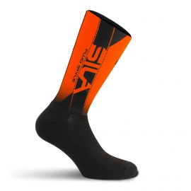 SILA MEDIUM HEIGHT PRO AERO SOCKS - ORANGE